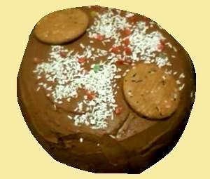 時短簡単・炊飯器チョコケーキ