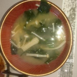 納豆のタレでだし要らず!簡単お味噌汁!
