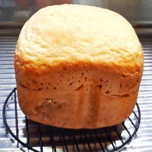 経済的♡薄力粉とHBでお手軽食パン♪