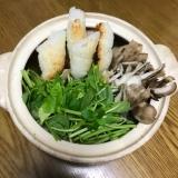 くせになる簡単手作りきりたんぽ鍋
