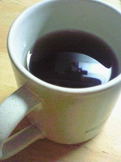 ☆濃いめ☆!!なコーヒー