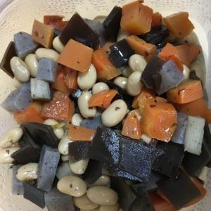 栄養満点!大豆の五目煮