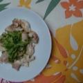 レンジで簡単☆味ぽんでゴーヤ&鶏肉のさっぱり煮