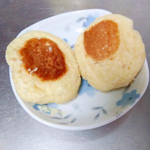 フライパンで作る「くるみパン」