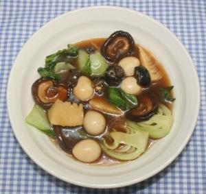 高級中華食材DIY☆乾燥ナマコのオイスターソース煮