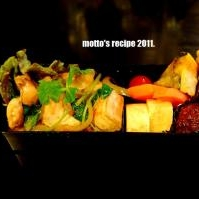 お弁当にラクチン春レシピ☆鶏肉のマヨ醤油炒め☆