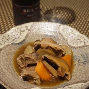 【高知食材】猪と筍、根菜の煮こみ