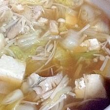 鱈の寄せ鍋