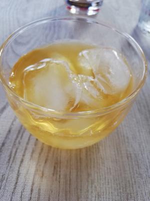 レモン爽やか緑茶