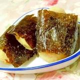 HMde❤お魚ハンバーグのピリっと海苔フライ❤