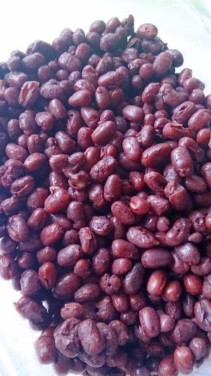小豆の水煮~圧力鍋~
