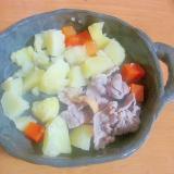愛犬も食べられる大喜びの牛肉と野菜の煮物♪