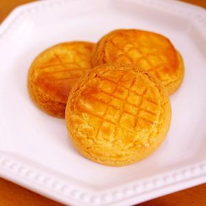 簡単サクサク♪塩と香ばしさ☆ガレットのクッキー