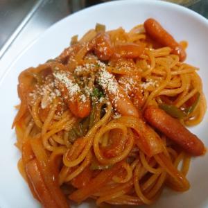 スパゲティ☆ナポリタン