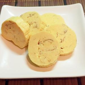 クリームチーズの玉子巻
