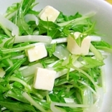 塩麹で✿手作りドレッシングのサラダ♡