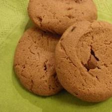 カントリーマアムみたいな♪簡単クッキー