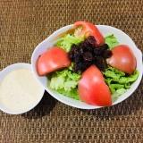 簡単‼️ 手作りドレッシング シーザーサラダ