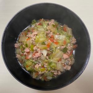 野菜たっぷりあんかけ丼