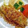 魚料理をオシャレに「香草パン粉焼き」