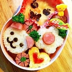 クマさん弁当★