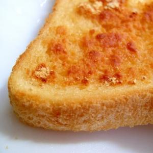 ハチミツきなこトースト