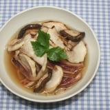 NHK☆きょうの料理☆乾燥かぶとスルメのだしマリネ