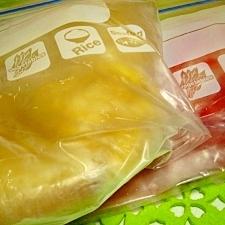 苺やバナナを冷凍する時のコツ