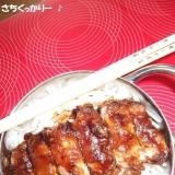 焼肉のたれ de 排骨(パーコー)丼