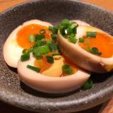 とろっと煮卵♪