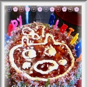 パーティーお誕生日に★ケーキ風お好み焼き