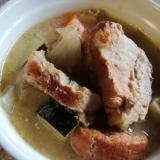 炊飯器でミルク紅茶煮豚~隠し味はシナモンと果物