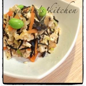 「切り干し大根」の煮物でリメイクレシピ