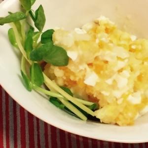 簡単美味しい♪シンプルポテトサラダ