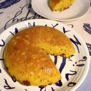 炊飯器で簡単!HMと南京でパンプキンケーキ