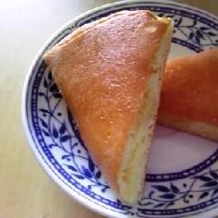 ホットケーキミックスを使わないホットケーキ♪