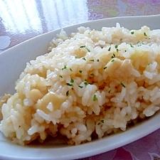 塩麹の簡単炒飯