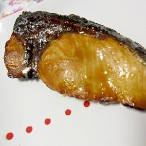 簡単料亭の味!!白身魚のみりん漬け (ぶり)