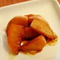 簡単♪カブの甘辛柚子胡椒焼き