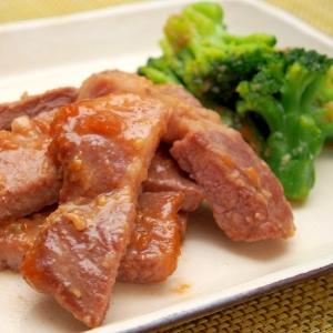 ご飯がすすむ!豚ロースの味噌焼き