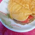 簡単ソースでお家ハンバーガー♪
