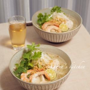 さっぱり美味しい!ベトナムフォー風エスニックうどん