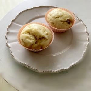 離乳食に☆バナナヨーグルト蒸しパン