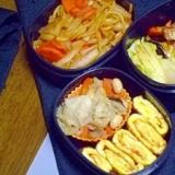 ケチャップ&チーズ卵焼き
