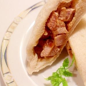 【リメイク】とりマヨのランチパック風サンドウィッチ