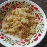 美味しいキヌアの炊き方