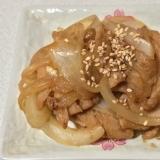 簡単!大豆ミートの生姜焼き