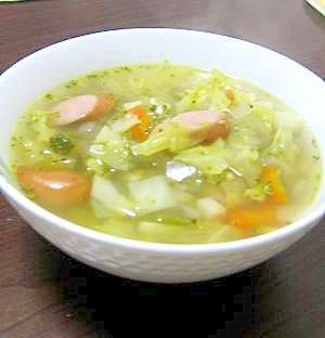 栄養満点♪我が家の野菜スープ♪