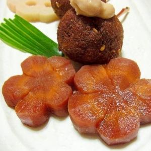 ねじり梅の煮つけ♡おせち、お寿司、弁当にも☆