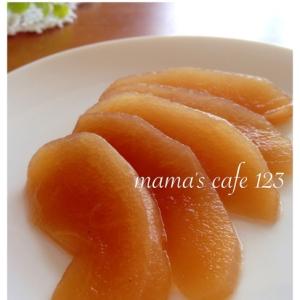 圧力鍋5分♪簡単で低糖低カロ!絶品りんごの甘煮